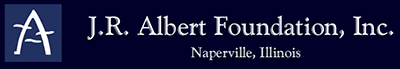 JR Albert logo
